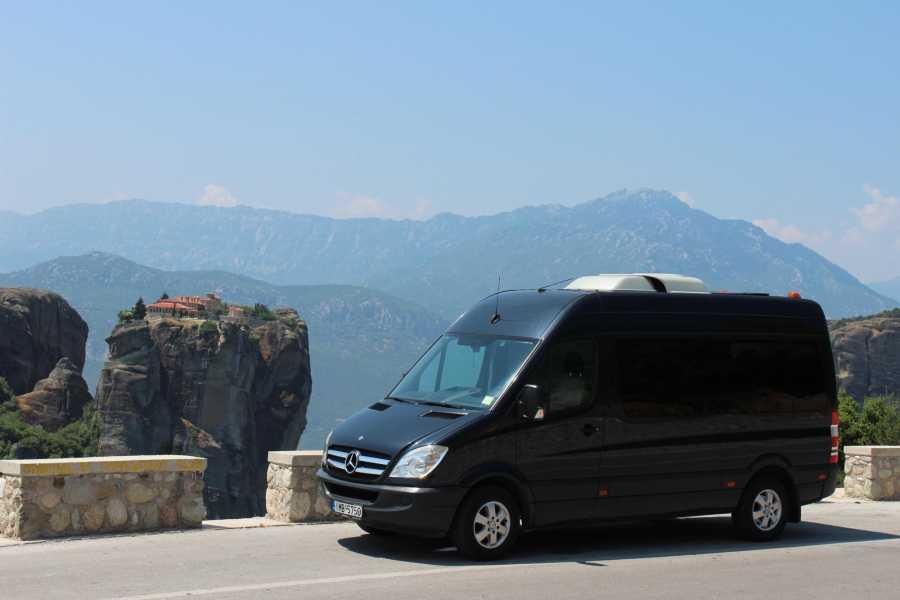 Visit Meteora Meteora - Delphi Private transfer