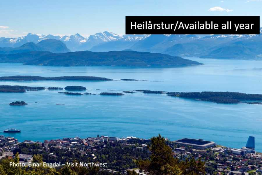 Travel like the locals (Møre og Romsdal) Rundtur til Molde
