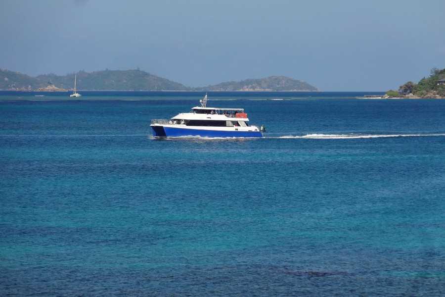 SeyFerry.com 号渡轮:拉迪格岛-普拉兰岛 (La Digue - Praslin)