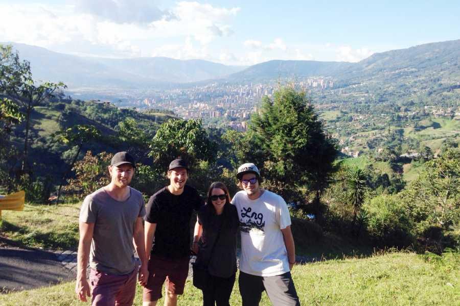 Medellin City Tours BoGo Tour:  BOOK CITY TOUR AND GET FREE FOOD TOUR