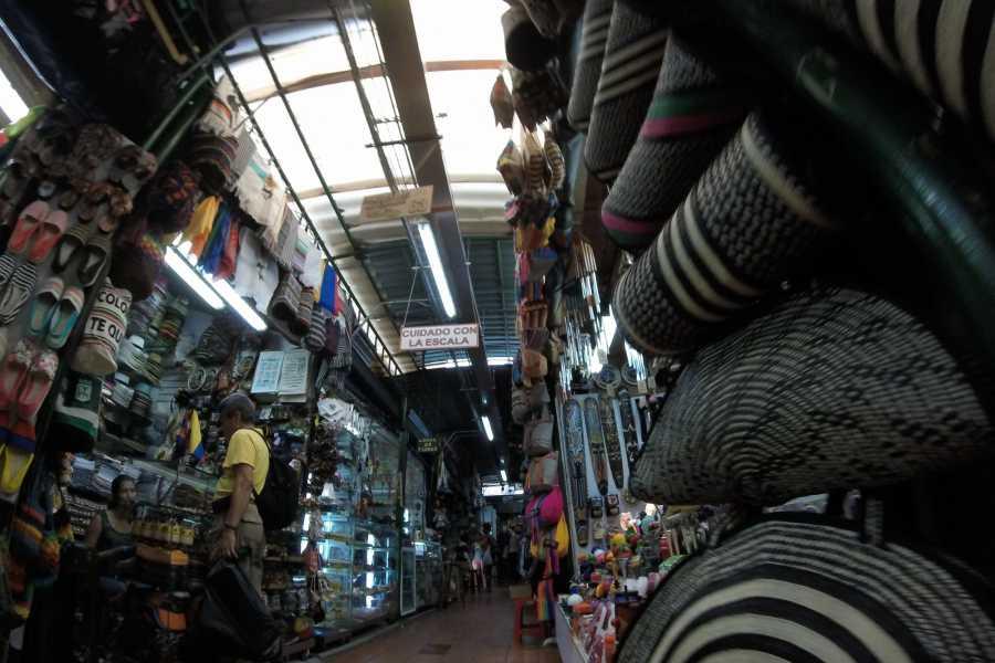 Medellin City Services BoGo Tour: BOOK HANDCRAFTS/FLEA MARKET TOUR AND GET FREE FOOD TOUR