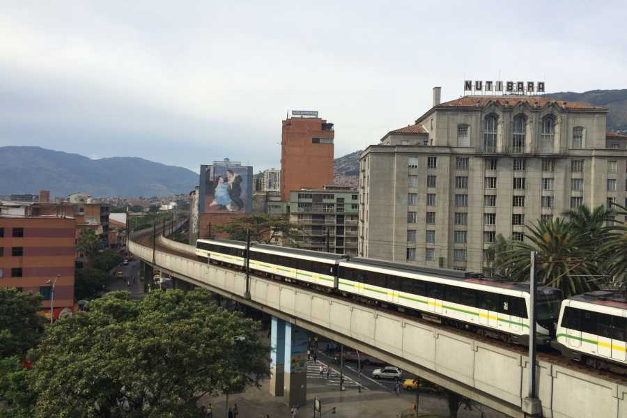 Medellin City Services BoGo Tour:	BOOK METRO TOUR AND GET FREE SIGHTSEEING TOUR