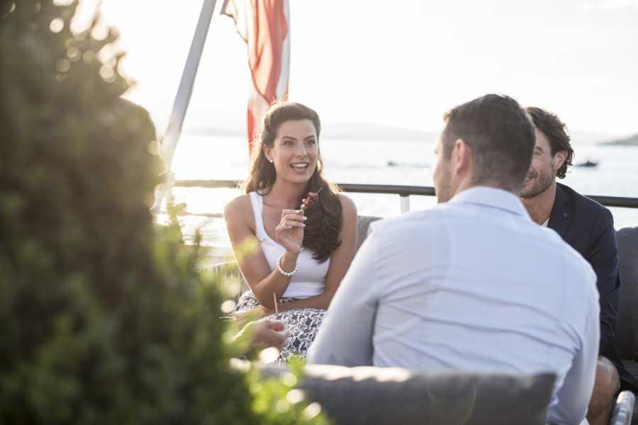 BLS Schifffahrt B2C Lounge-Schiff OaSee
