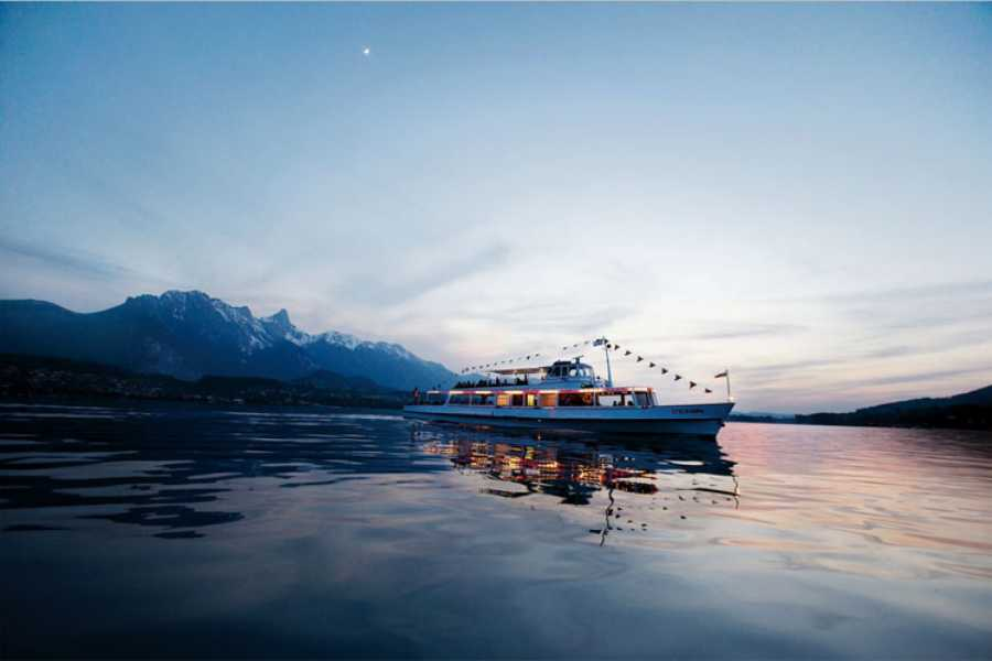BLS AG, Schifffahrt Lounge-Schiff OaSee