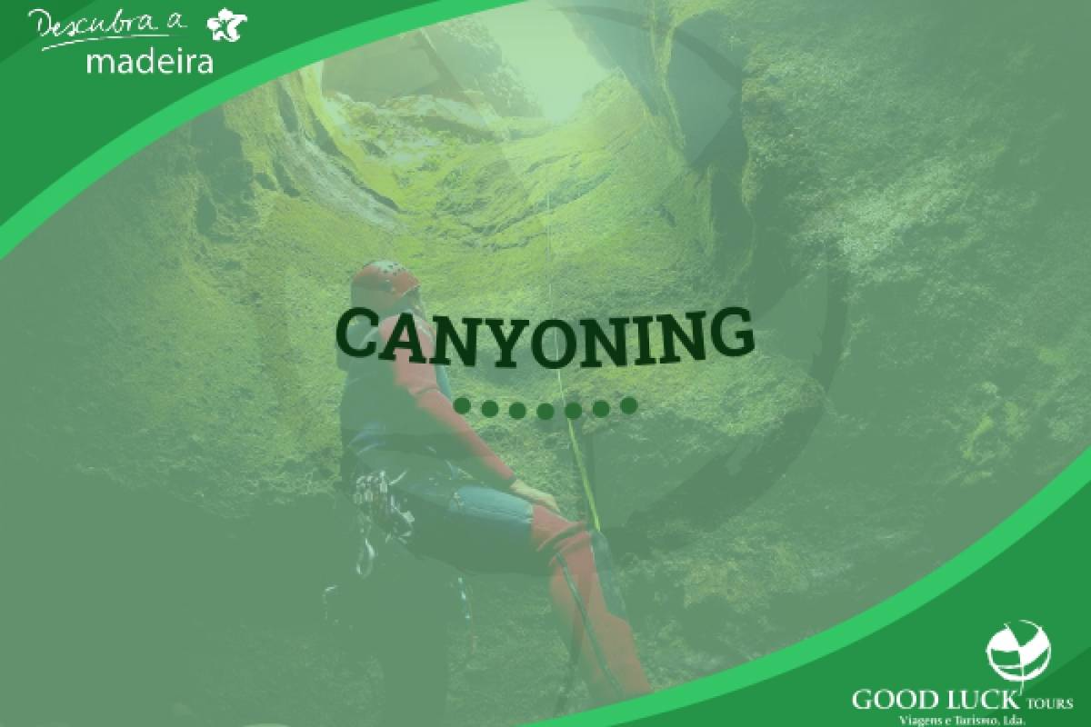 Good Luck Tours canyoning