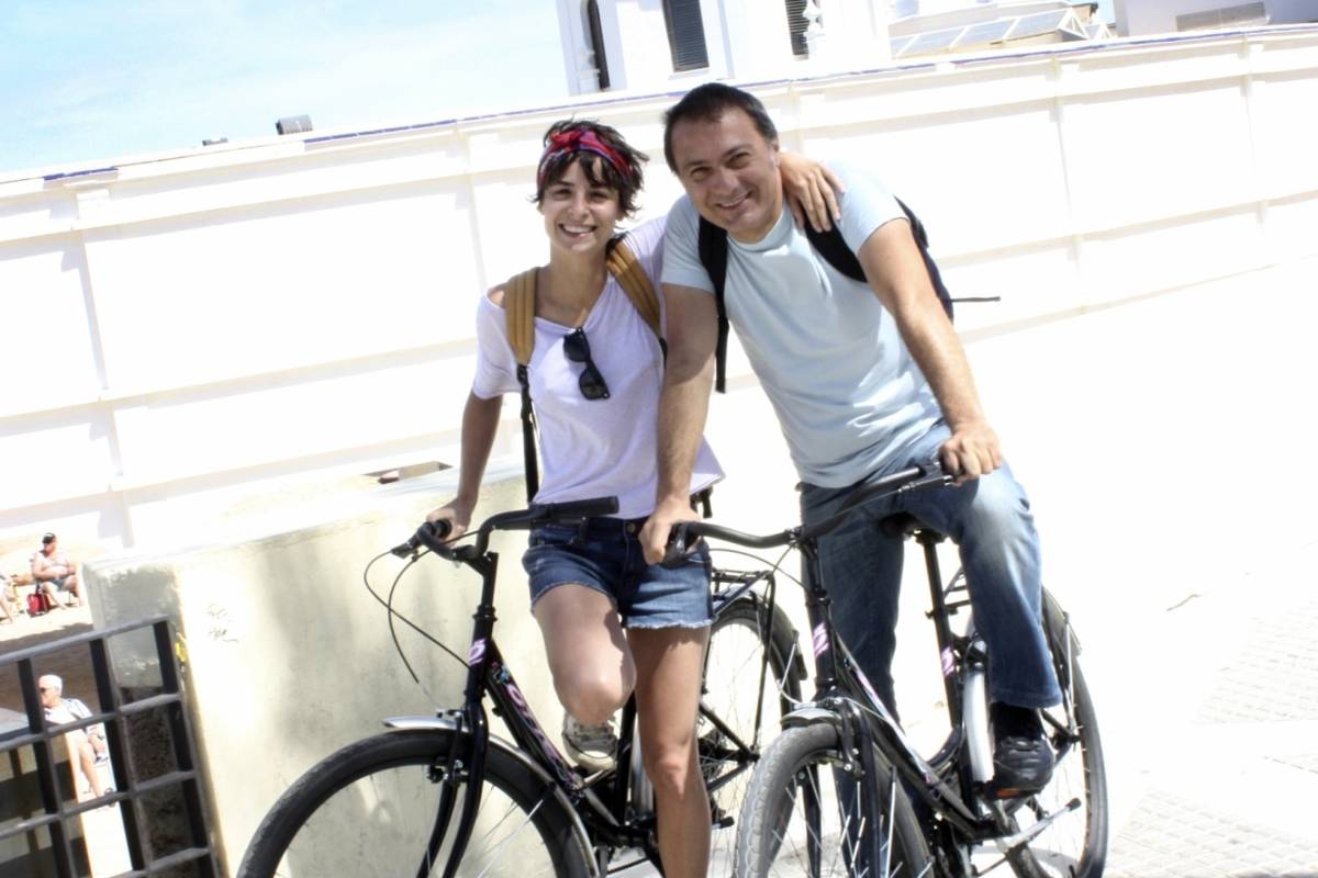 Sights and Bikes Day Tours Bike Rental - 24 Hours