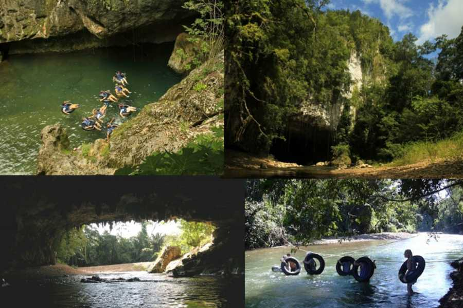 Cayo Inland Expeditions Jungle Cave Tubing Tour