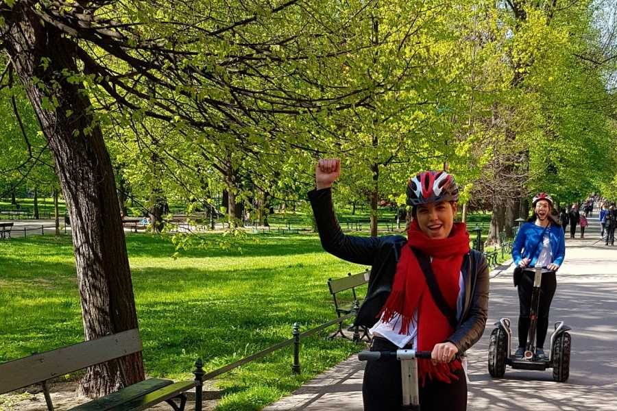 Cruising Krakow Tours & Rentals Segway Tour