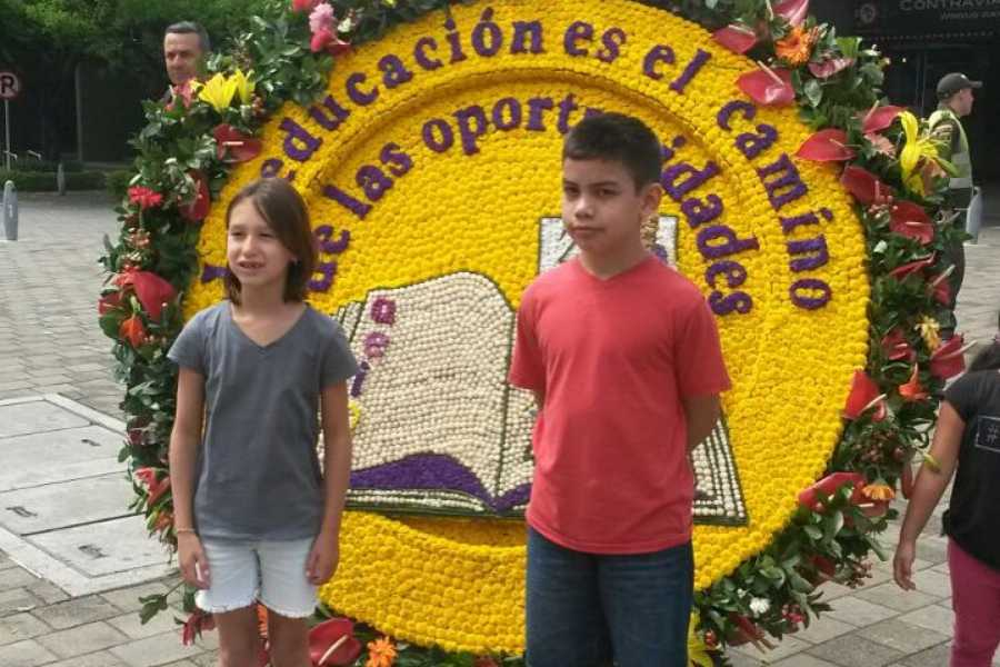Medellin City Tours SHARED SILLETERO FLOWER TOUR