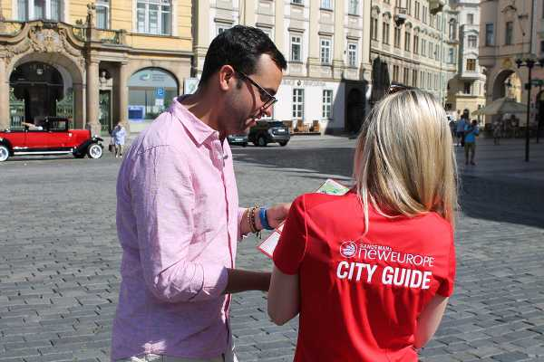 SANDEMANs NEW Prague Tours FREE Tour of Prague
