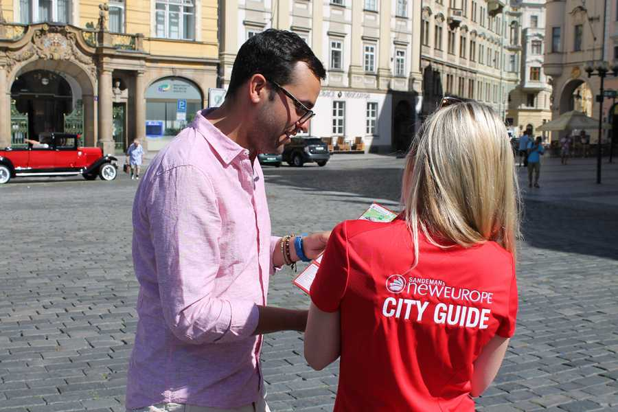 SANDEMANs NEW Prague Tours Tour Gratis de Praga