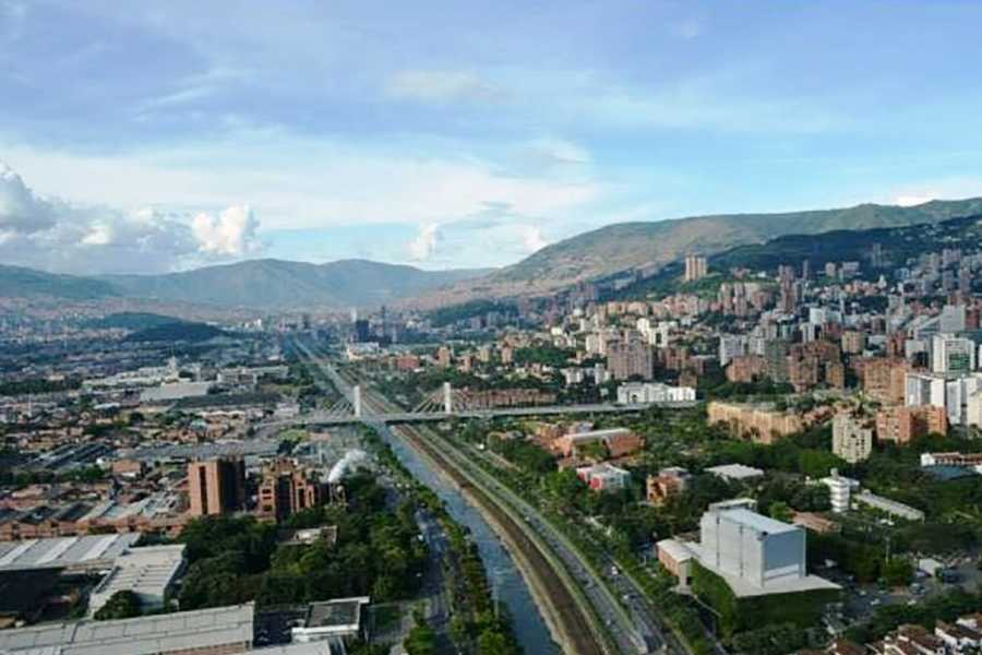 Medellin City Tours SHARED HELI RIDE