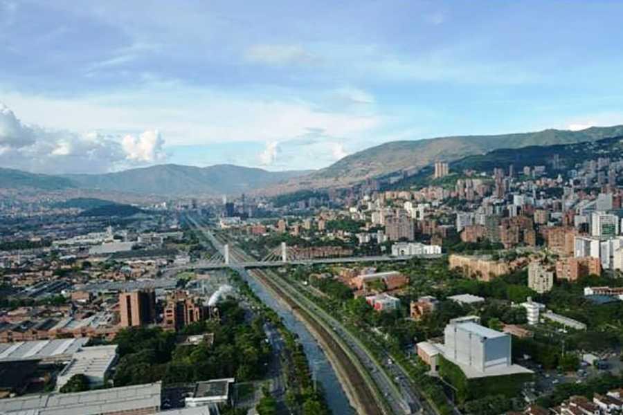 Medellin City Services SHARED HELI RIDE
