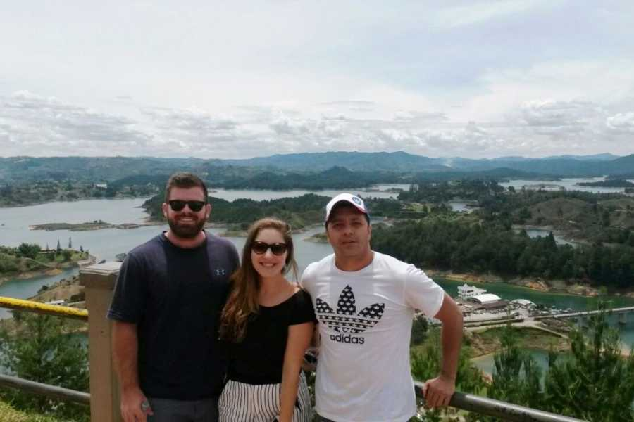 Medellin City Services SHARED GUATAPE TOUR