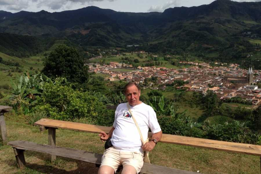 Medellin City Tours SHARED JARDIN COFFEE TOUR