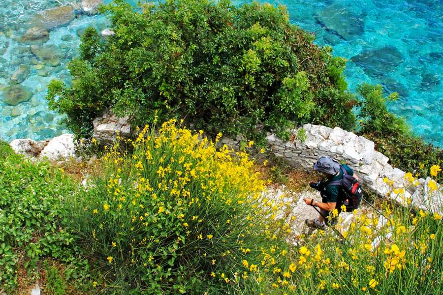 Leventis 360 IKE Hiking among Pelion' s Nature