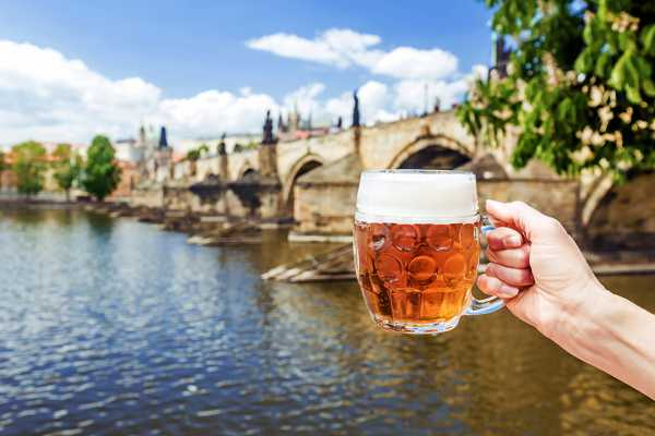 SANDEMANs NEW Prague Tours Prague Beer Tour