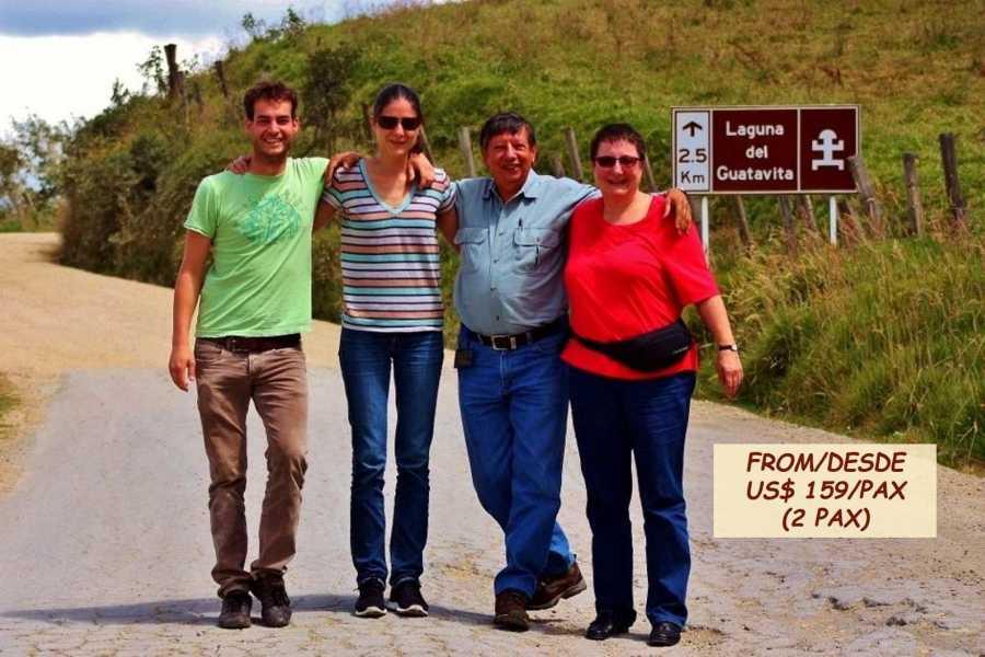 Bogota Henry Tours GUATAVITA, TOUR PRIVADO 7 HORAS, 1-4 PERSONAS