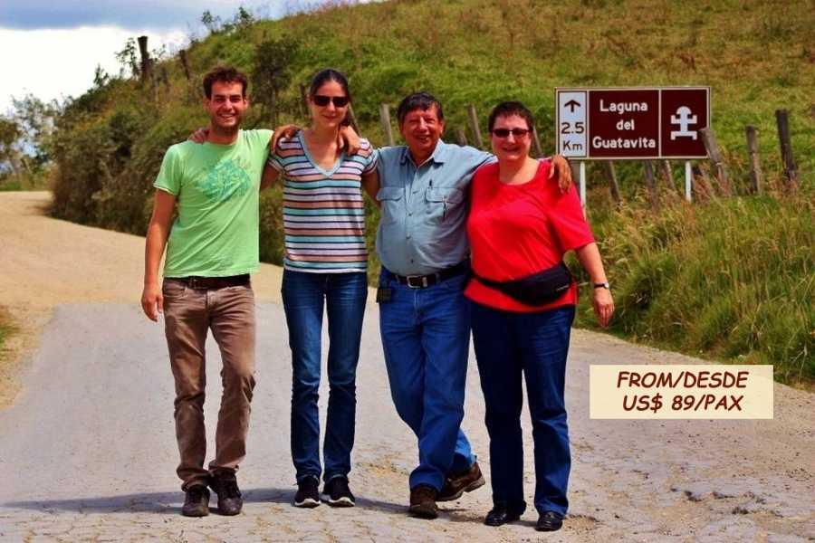 Bogota Henry Tours GUATAVITA, TOUR PRIVADO 7 HORAS
