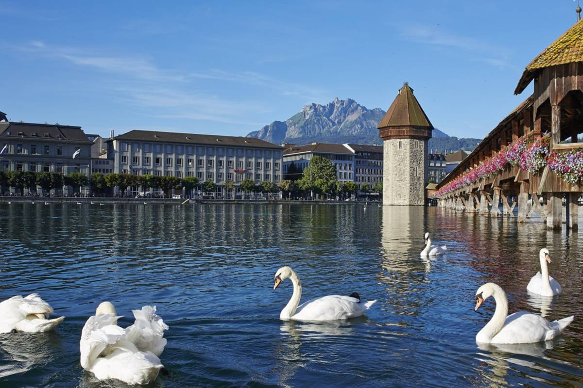 Best of Switzerland Tours Lucerne – Switzerland's most charming town