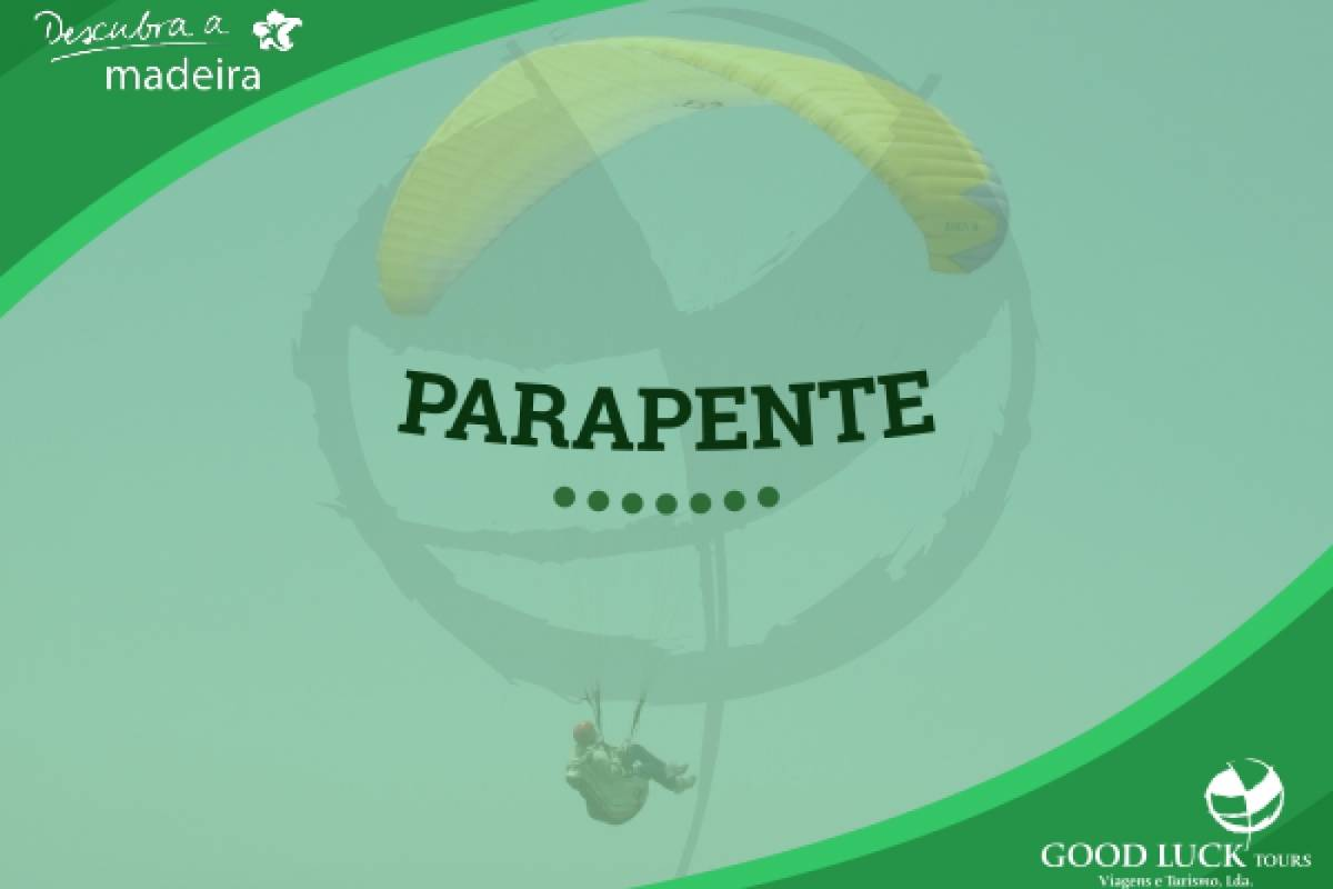 Good Luck Tours paragliding