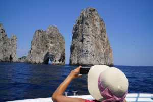 Guided tour of Capri and Anacapri from Sorrento