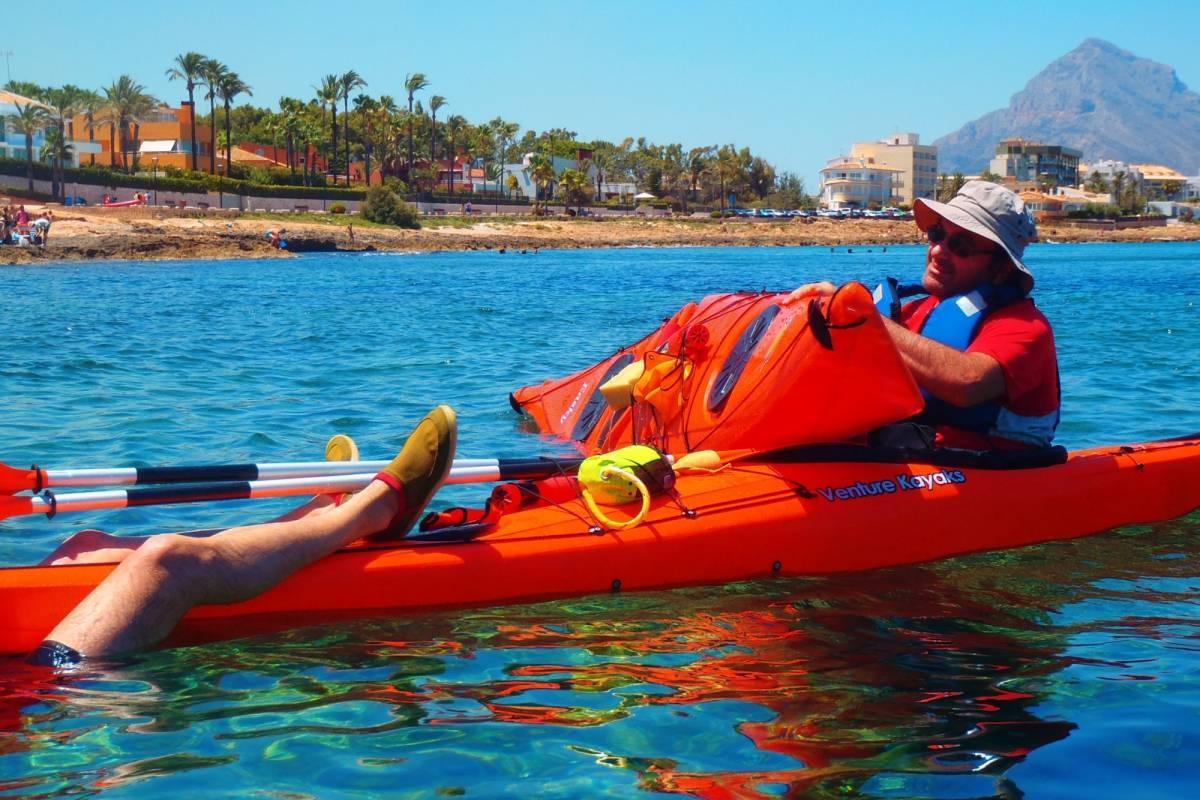 TURURAC. Turismo Activo y de Aventura SEA KAYAK COURSE.