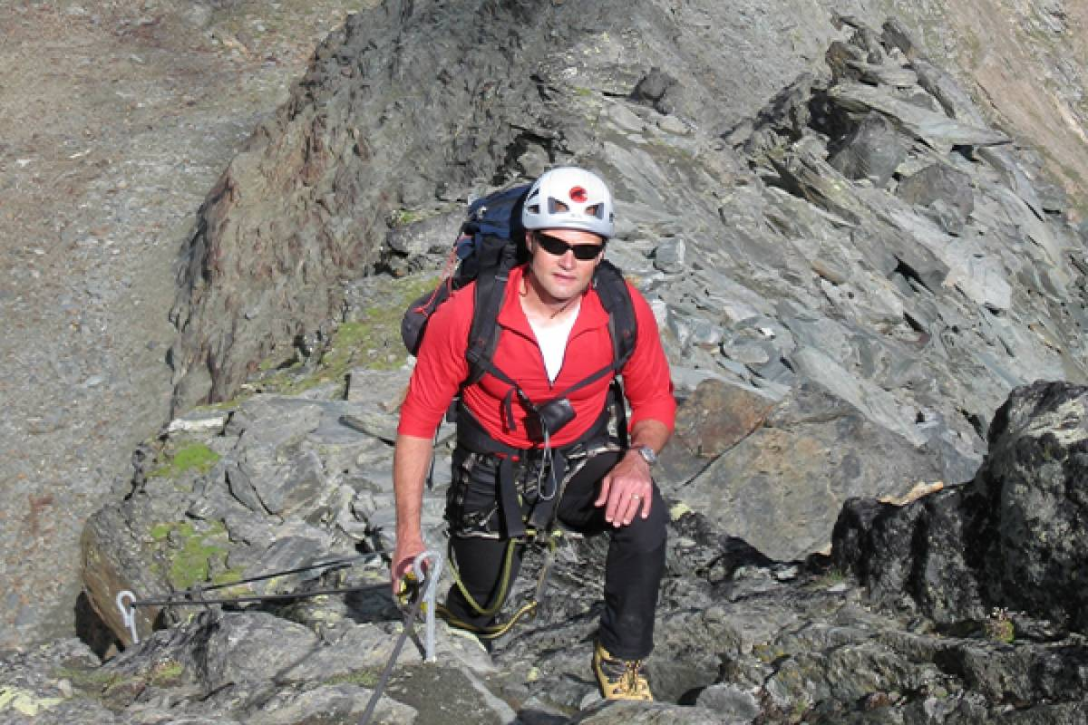 Saas-Fee Guides Climbing Academy