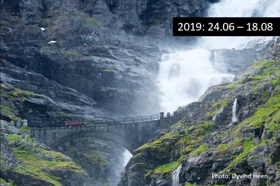 FRAM Enveistur Åndalsnes - Trollstigen - UNESCO Geirangerfjord