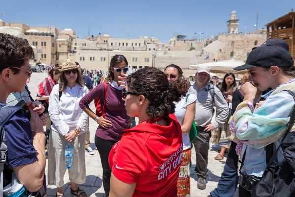 FREE Tour of Jerusalem