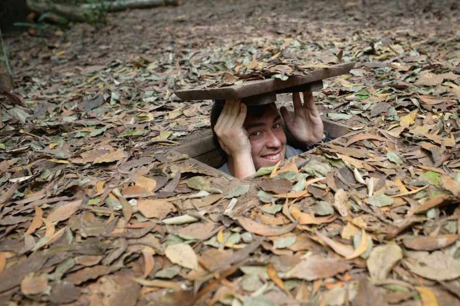 Les Rives Authentic River Experience Cu Chi Tunnels Half Day Tour by Luxury Speedboat
