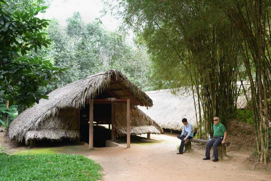 Les Rives Authentic River Experience Cu Chi Tunnels Tour and Hidden Ho Chi Minh City
