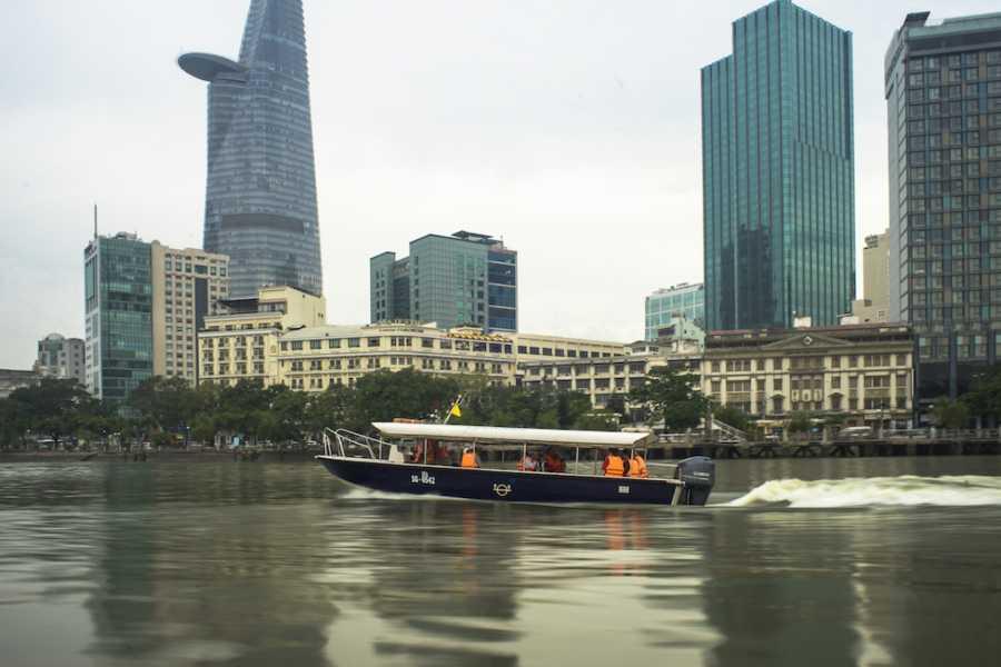 Les Rives Authentic River Experience Bonjour Saigon