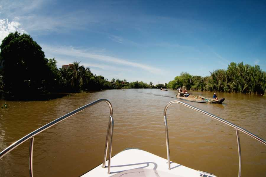 Les Rives Authentic River Experience Mekong Delta Three Day Tour