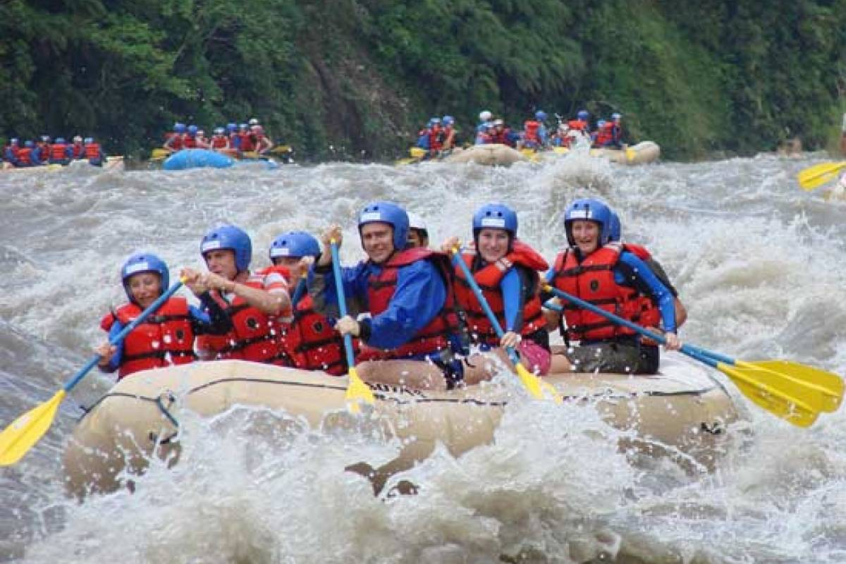 Blue Tribe Rafting