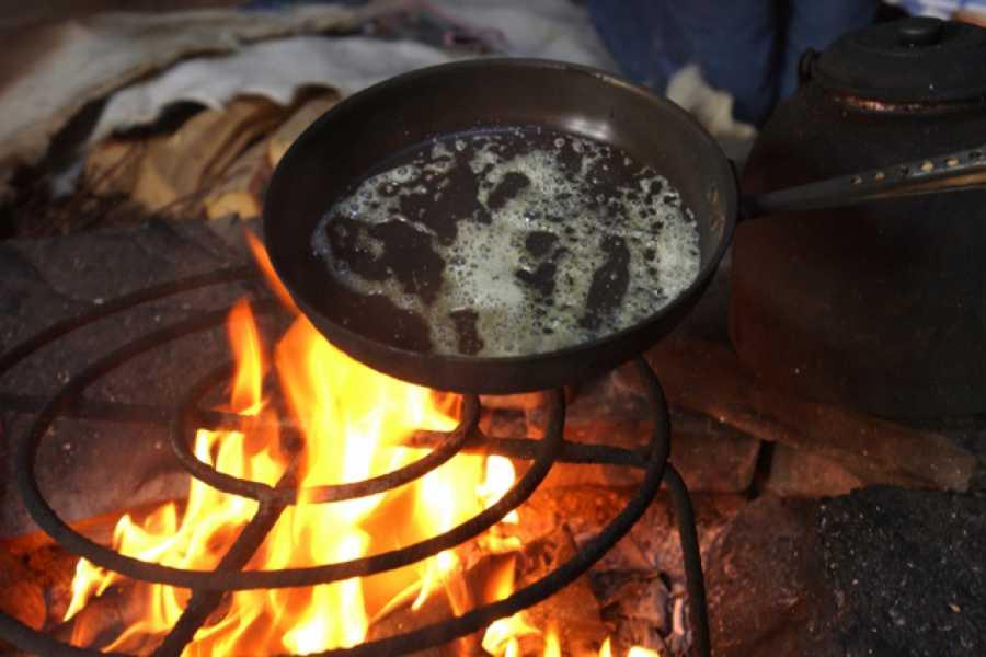 Puls Camp Åre Matlagningstävling