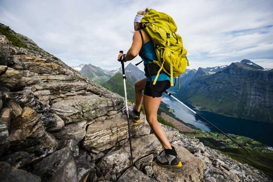 Uteguiden AS Hiking Mt Saksa