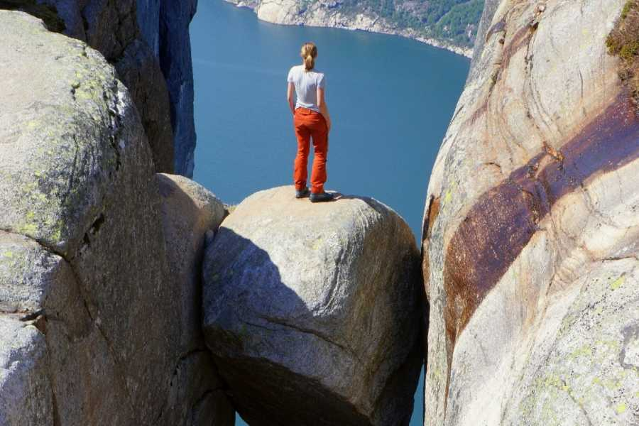 Outdoorlife Norway AS Kjerag Summer Hike 'Beat the Crowds'