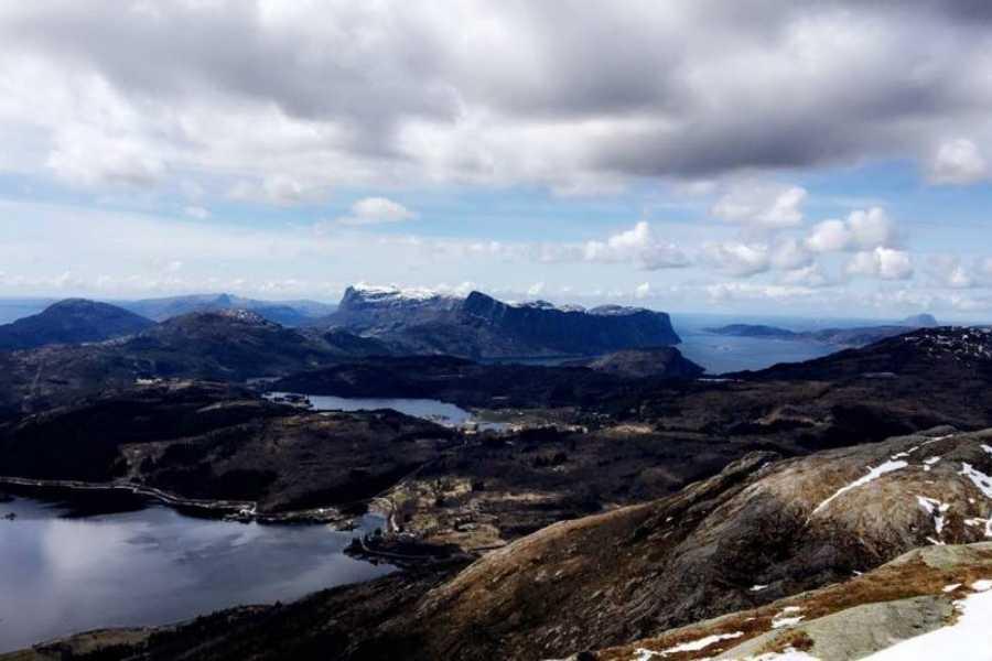 Sogn Tours Guida fjelltur til Robba