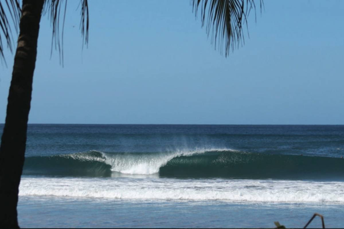 Kelly's Costa Rica Surf Trip by Boat: Tamarindo-Marbella - Some Perfect Barrels