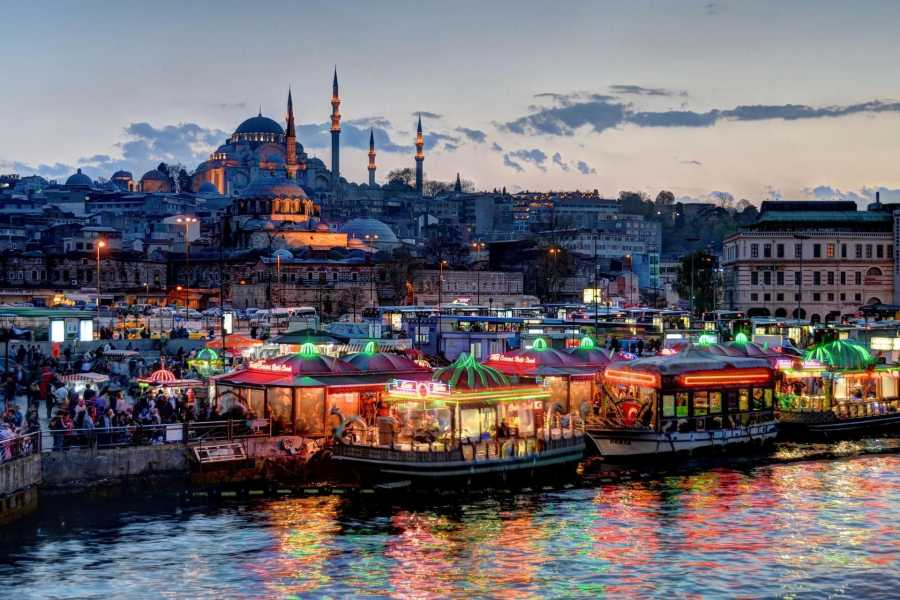 BarefootPlus Travel Istanbul Full Day Private Tour - A Walk on Two Continents