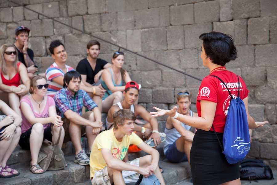 SANDEMANs NEW Barcelona Tours FREE Tour of Barcelona