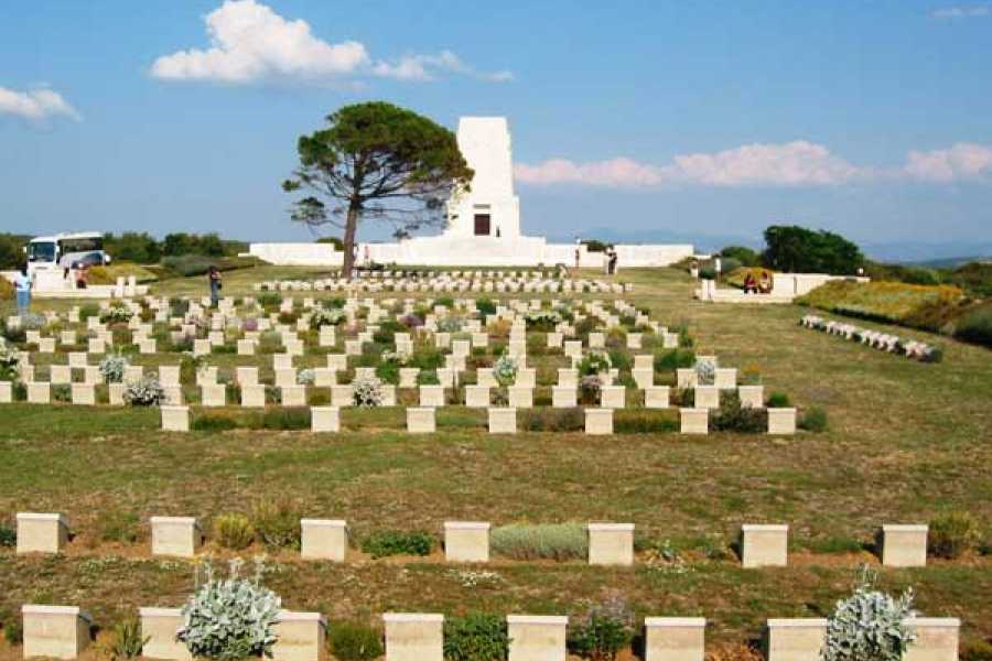 BarefootPlus Travel Gallipoli Full Day Tour from Istanbul