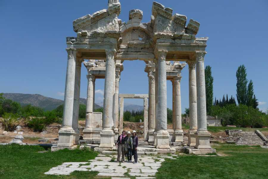 BarefootPlus Travel Pamukkale, Hierapolis and Aphrodisias Full Day Tour from Pamukkale