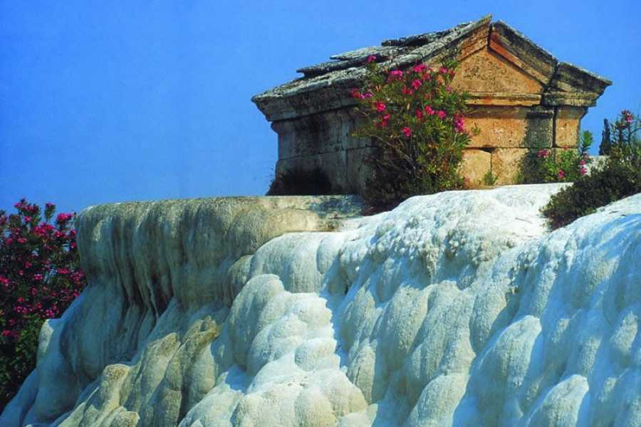 BarefootPlus Travel Pamukkale Full Day Tour From Istanbul