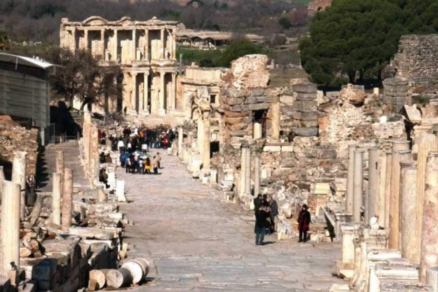 BarefootPlus Travel Ephesus Ship to Shore Full Day Private Tour