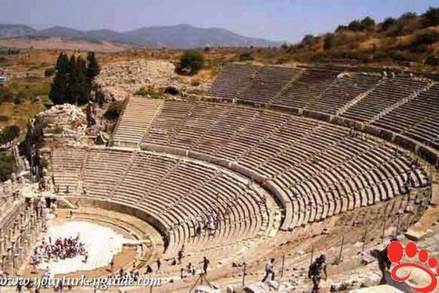 BarefootPlus Travel Torbellino en Efeso