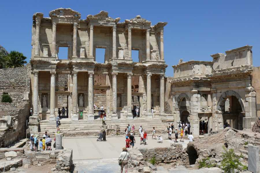 BarefootPlus Travel THE ANCIENT EPHESUS TOUR (DEPARTING FROM KUSADASI)