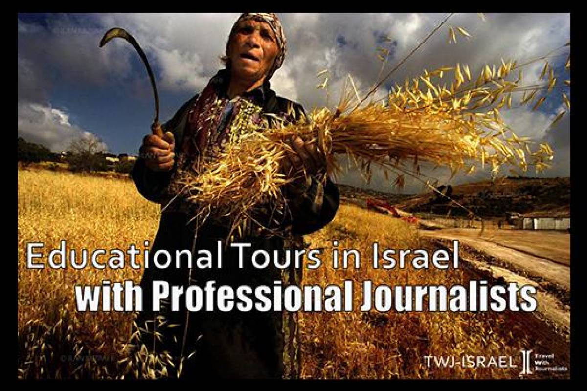 Travel with Journalists A week of Journalistic Experience
