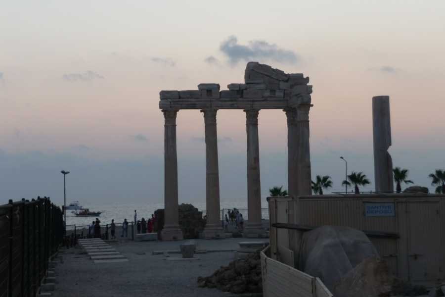 BarefootPlus Travel Antalya - Modern and Archaeological 3 days